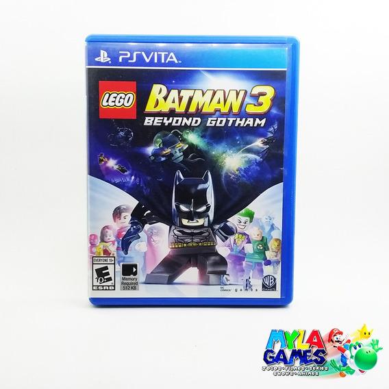 Lego Batman 3 Beyond Gotham Psvita Física