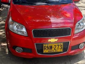Chevrolet Aveo Emotion Modelo 2012