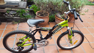 Bicicleta Mountain Bike Rod 20 - Aurora