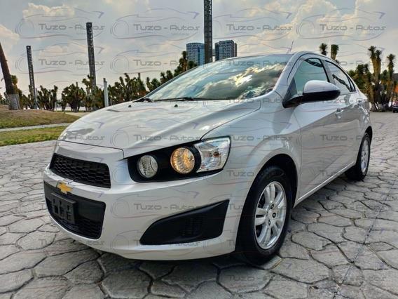 Chevrolet Sonic Lt Man 2016