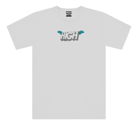 Camisa High Company Asas Camisa Skate Promoção Swag