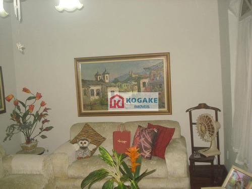 Casa À Venda, 80 M² Por R$ 700.000,00 - Vila Betânia - São José Dos Campos/sp - Ca2906