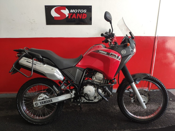 Yamaha Xtz 250 Tenere 250 2015 Vermelha Vermelho