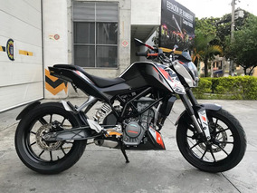 Ktm, Duke 200. Racing Team
