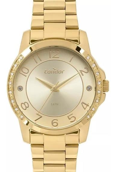 Relógio Condor Feminino Co2035kom/4d Original