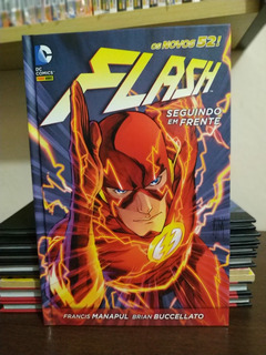 Hq Flash: Os Novos 52 - Encadernado Vol. 1