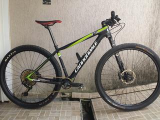Bicicleta Carbono Cannondale F-si M 17 Aro 29 Av-11900
