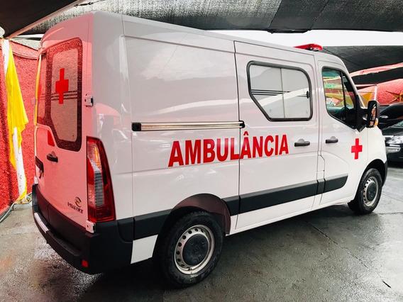 Renault Master Ambulância Simples Remoção 2.3 L1h1 5p
