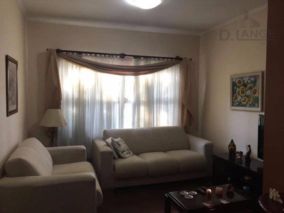 Casa Com 3 Dormitórios À Venda, 180 M² Por R$ 415.000,00 - Jardim Campos Elíseos - Campinas/sp - Ca11249
