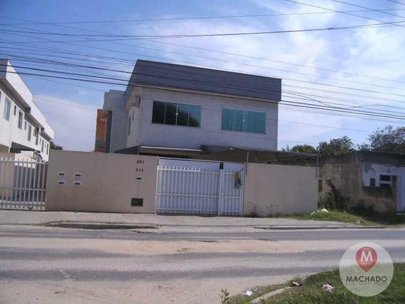 Casa Em Condomínio-à Venda-rio Do Limão-araruama - Cd-0023