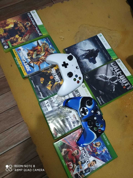 Xbox One S 2 Manete