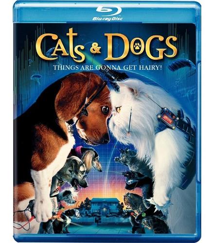 Blu-ray  Como Cães E Gatos