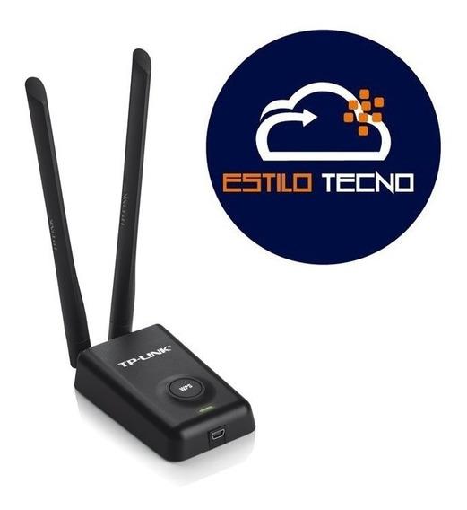 Placa De Red Usb Wi-fi Tp Link 8200nd Largo Alcance Quilmes