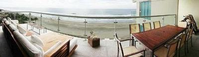 Cad Ocean Front 603 , Terraza, Vista Al Mar, Elevador A La Puerta