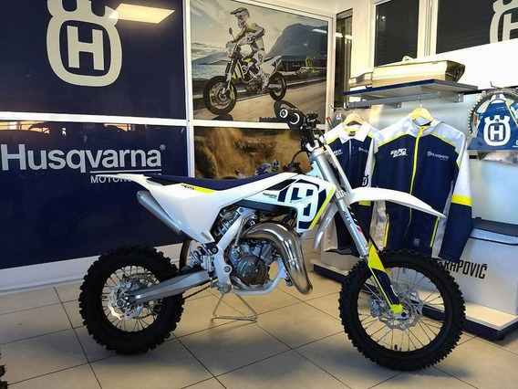 Husqvarna Tc 65 2020 0km Moto Cross