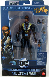 Dc Comics Multiverse Black Lighting 15 Cm