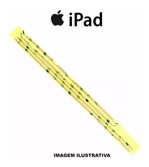 Adesivo Para Moldura Aro Middle Frame Para Vidro iPad 2-3-4