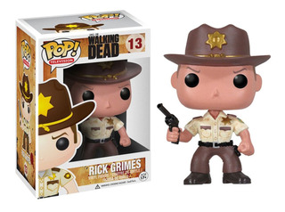Funko Pop! Television #13 The Walking Dead: Rick Grimes