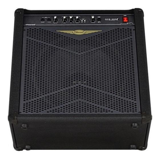 Amplificador Oneal Para Baixo Ocb-600 200w