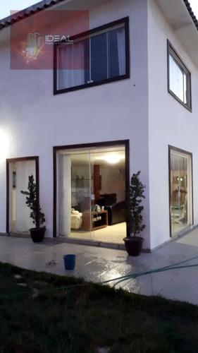 Casa Duplex Em Grussaí - São João Da Barra, Rj - 8732
