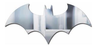 Batman Logo Espejo Mirror Comics Hogar Decoración