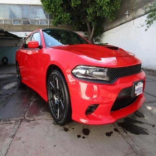 Dodge Charger 4p R/t Daytona V8 5.7l,ta,piel,qc,gps,ra20