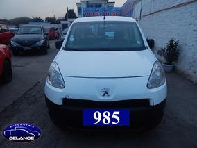 Peugeot Partner Vu Hdi 1.6 2015