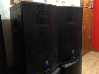 Zkx Mk 1535 Bafle Acústico Pasivo 15 350w 2 Vías Audio+