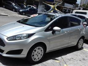 Ford New Fiesta 1.5 Completo Novíssimo 2014 $ 33990 Financia
