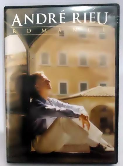 Dvd André Rieu Romance Original! Promoção!