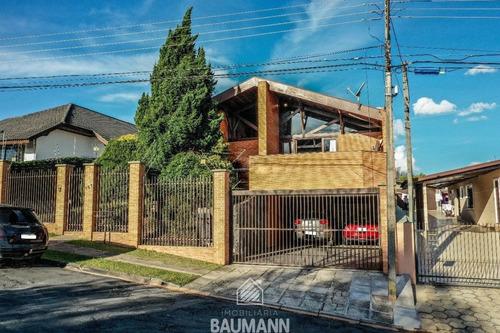 Casa À Venda Com 4 Suítes -  394,98 M² - Vila Bancária - Campo Largo!! - 99836