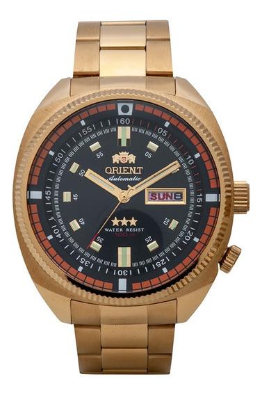 Relógio Orient Kd Automatico Masculino F49gg002 P1kx