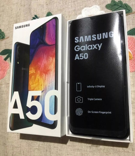Samsung Galaxy A50 2019 64gb Triple Camara Funda Libre