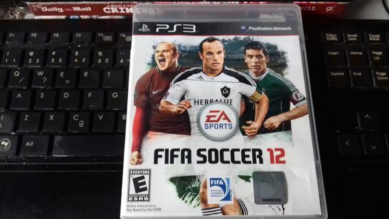 Ps3 Fifa Soccer 12 - Original