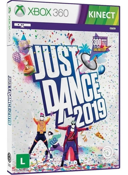 Just Dance 2019-xbox 360-midia Digital