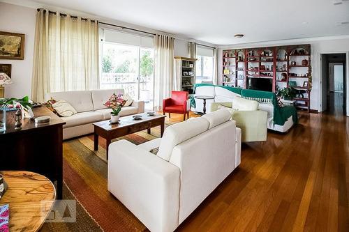 Apartamento À Venda - Jardim Marajoara, 4 Quartos,  246 - S893124384