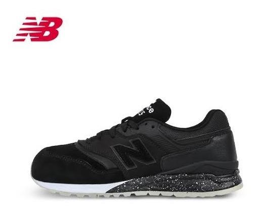 New Balance 997 Black Reflective