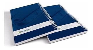 100 Agendas Corporativas Personalizadas Cuaderno Espiralado