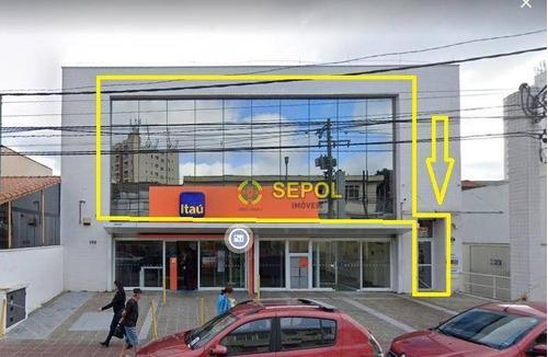 Salão Para Alugar, 696 M² Por R$ 11.001,00/mês - Vila Matilde - São Paulo/sp - Sl0128