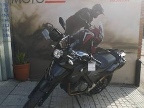 Bmw Gs650 Negra 2014