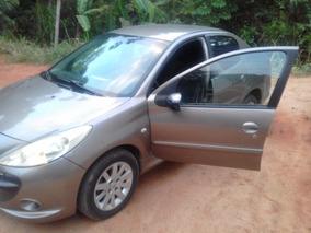 Peugeot 207 Passion 1.6 16v Xs Flex Aut. 4p Com Gnv