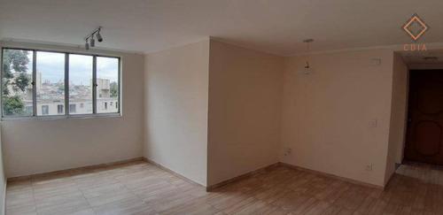 Apartamento Com 2 Dormitórios À Venda, 80 M² Por R$ 300.000,00 - Saúde - São Paulo/sp - Ap52838