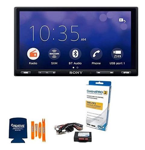 Imagen 1 de 1 de ® Sony Xav-ax5500 6.95 17.6-cm Bluetooth Media Receiver Pac