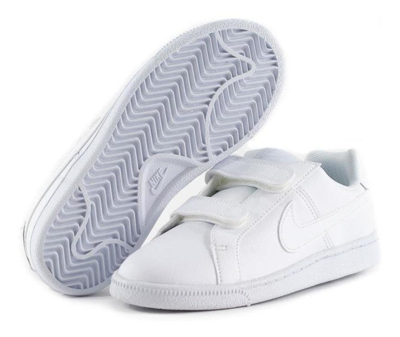 Teniscourt Royale Nike Niño Blanco - 833536-102
