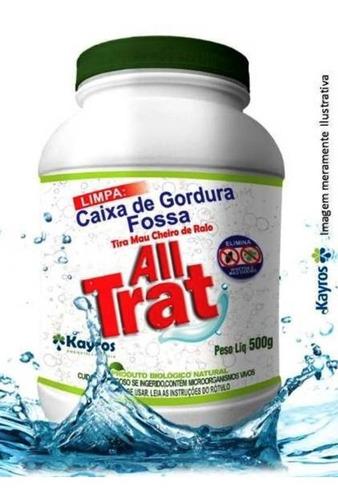 All Trat - 1 Kg Limpa Fossa E Caixa De Gordura , Enzimas