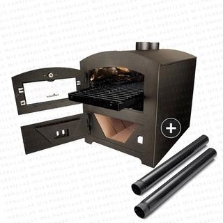 Horno A Leña Tromen Embutir Tango 560 + Kit Regalo - Ahora 12 Y Ahora 18