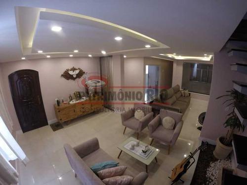 Casa Duplex Com 4suites, Piscina E Duas Vagas - Paca50079