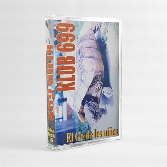 Klub 699 - El Go De Los Niños Cassette Punk Pinhead