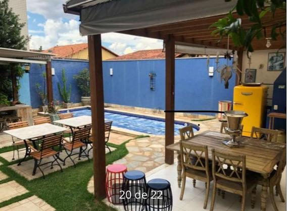 Maravilhosa Casa Com Piscina B. Dona Clara - 703