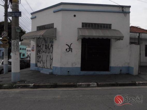 Salão Para Venda E Locação, Jardim Vila Formosa, São Paulo - Sl0195. - Sl0195